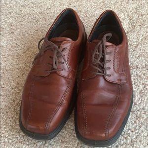 Ecco - men's leather dress shoes 👞